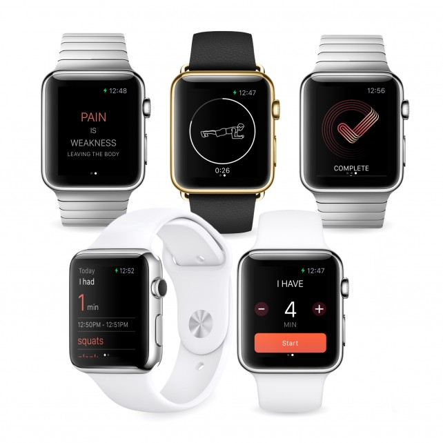 Misfit is the latest fitness-oriented app to add support for the Apple Watch