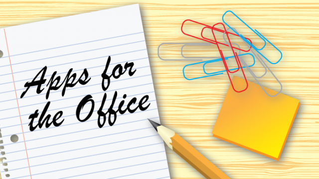 All you need are these apps and your iPad to take your office with you