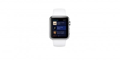 Pandora details its upcoming Apple Watch app