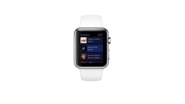 Pandora details its upcoming Apple Watch app