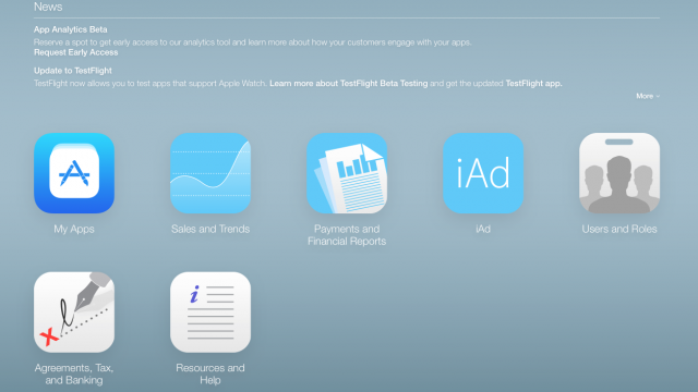 Apple is finally prepping an App Analytics feature for iOS developers, offering sign-ups