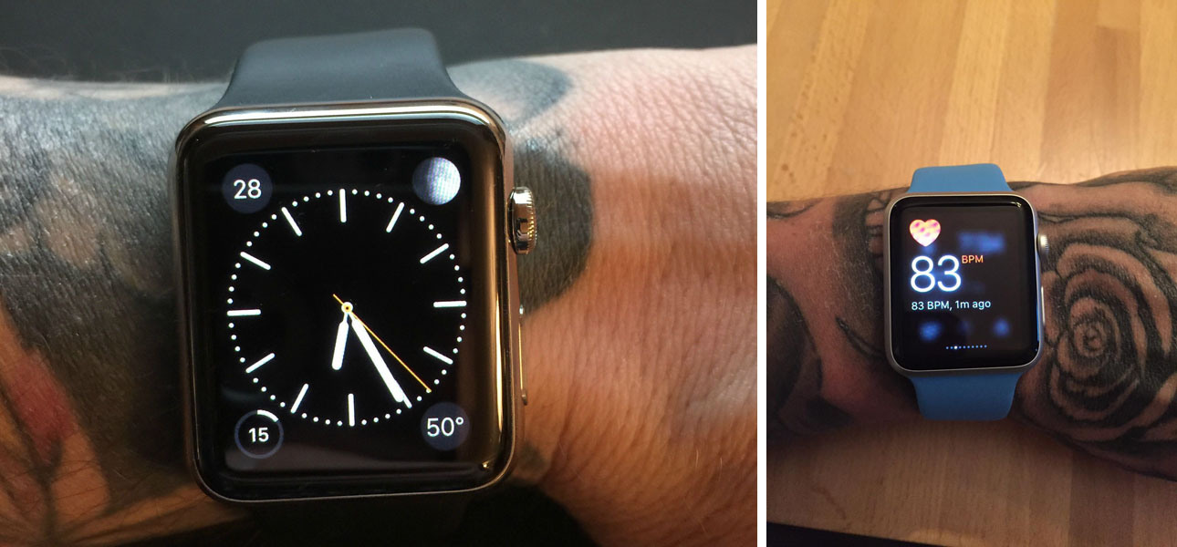 Apple Watch has its 'gate' -- 'tattoogate'
