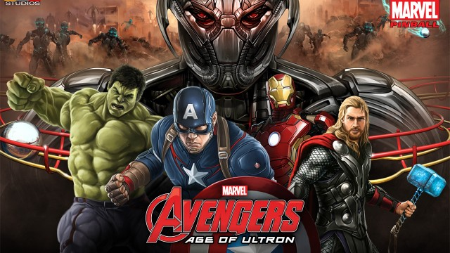 Zen Pinball will add an 'Avengers: Age of Ultron' table later this month
