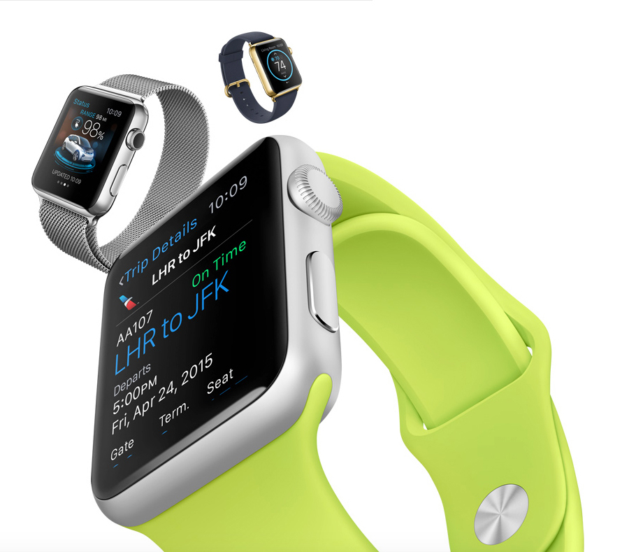 Apple updates the App Store to show screenshots of Apple Watch offerings