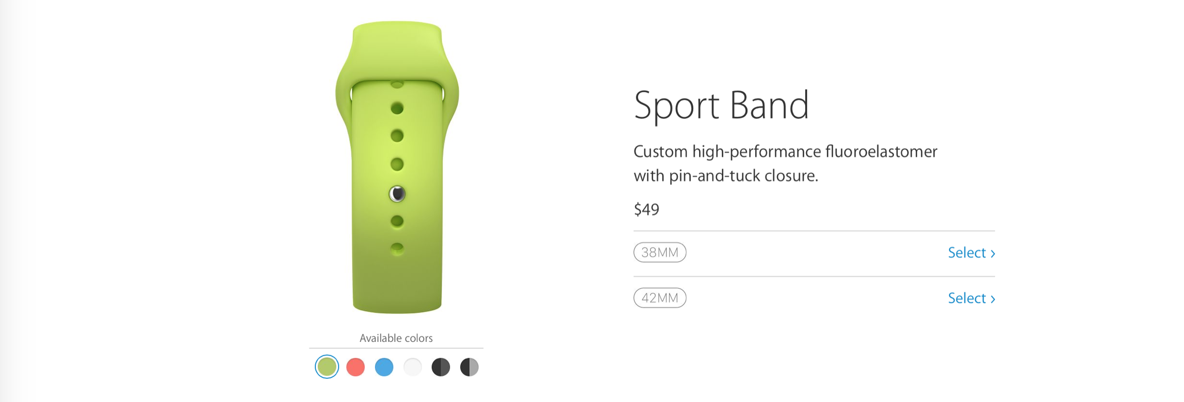 Meet iBandSwap, a service for trading your unwanted Watch bands