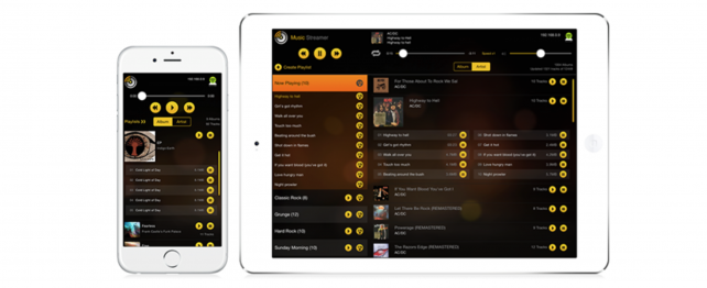 Music Streamer is a smart, new app that makes local music streaming easier than ever