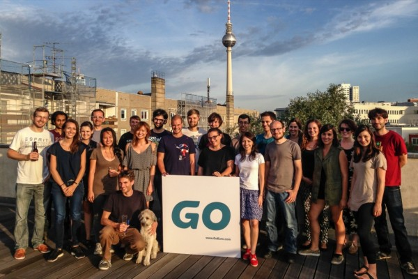 Travel comparison app GoEuro makes it easier than ever to book your European adventure