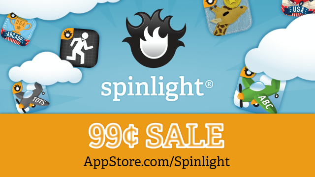 Spinlight Studio launches a week-long sale on its entire catalog of iOS apps