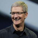 Tim Cook donates 50,000 Apple shares, worth around $6.5 million, to charity