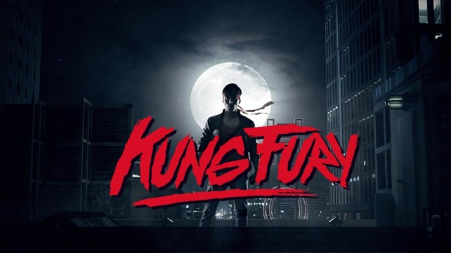 Everybody is kung-fu fighting in Kung Fury Game, available now on iOS