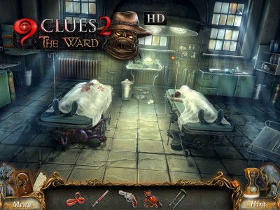 Get ready for some creepy gameplay with 9 Clues 2: The Ward
