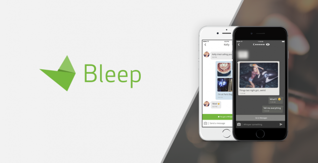 BitTorrent launches 'serverless' peer-to-peer messaging app Bleep on iOS