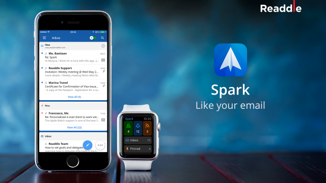 Readdle's Spark is an innovative new approach to processing your email