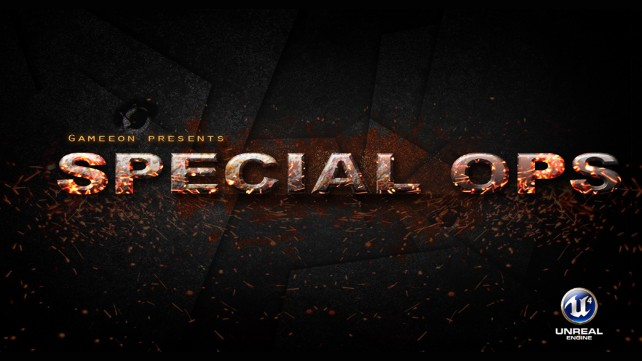 Dominate the battlefield in Special Ops, the first Unreal 4 FPS on iOS