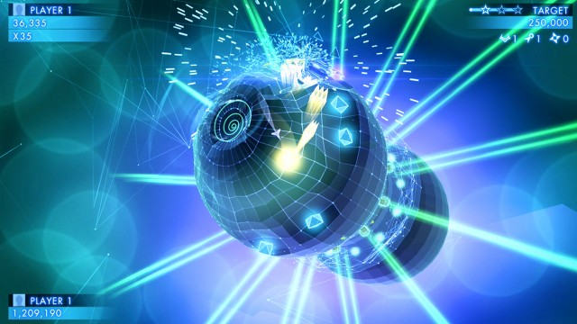 Geometry Wars 3 hits the App Store bringing intense 3-D arcade action