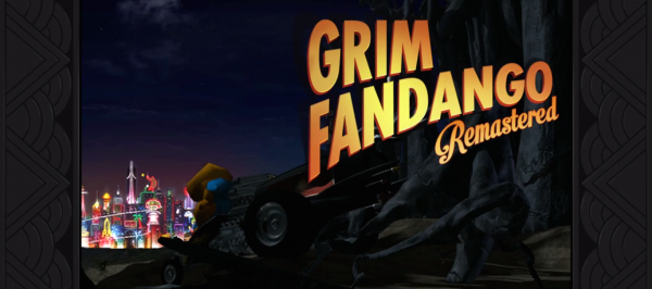 Acclaimed adventure game Grim Fandango gets 'Remastered' and released on iOS