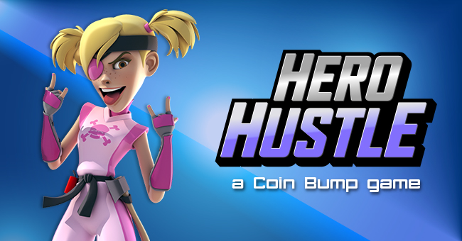 Hero Hustle is a fun, new, fast-paced matching game