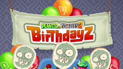 Celebrate the 6th 'Birthdayz' of Plants vs. Zombies with this sequel update