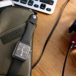 WaterField Design's Time Travel Apple Watch Case offers more than meets the eye