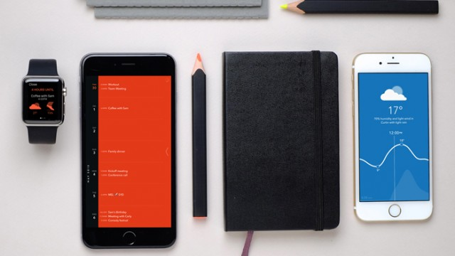 Moleskine Timepage now supports all iPhone calendars