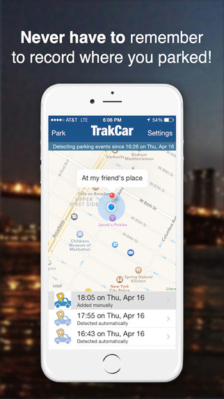 TrakCar Find