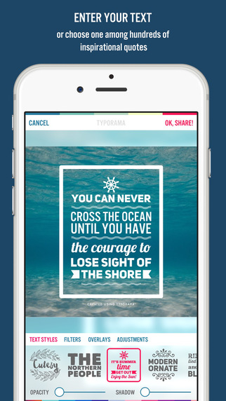 Create Beautiful Quotes And Designs With Typorama Stunning Create Quotes App