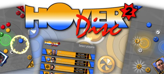 Try a complete multiplayer experience with Hover Disc 2 for iPad