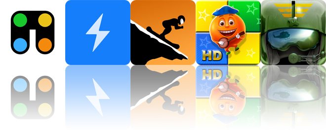 Today's apps gone free: Quetzalcoatl, Actions, Krashlander and more