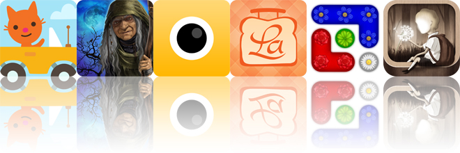 Today's apps gone free: Sago Mini Road Trip, Golden Trails 2, Analog Film and more