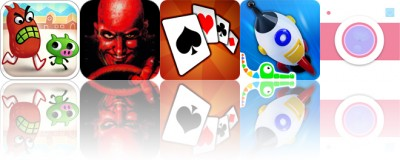 Today's apps gone free: Gesundheit!, Carmageddon, Gin Rummy and more