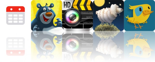 Today's apps gone free: Today, The Jungle Book, Movie360 and more
