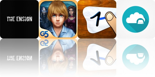 Today's apps gone free: The Ensign, Lost Souls, Skill Game and more