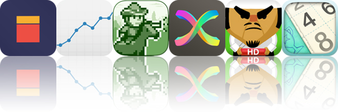 Today's apps gone free: Peek Calendar, TracKit, 2-bit Cowboy and more