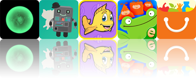Today's apps gone free: Kotoro, Partyrs, Freddi Fish and more
