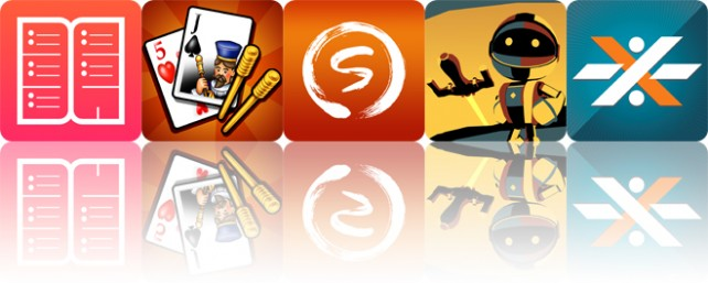 Today's apps gone free: Week Agenda, Cribbage, Zen Sketch and more