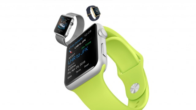 How can I reserve my Apple Watch for in-store pickup?