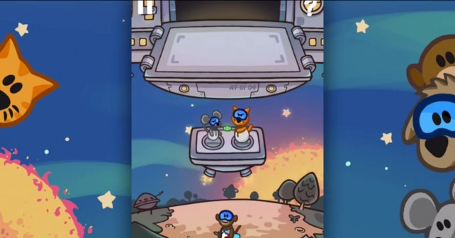 Help animals escape the dying sun in AstroTails