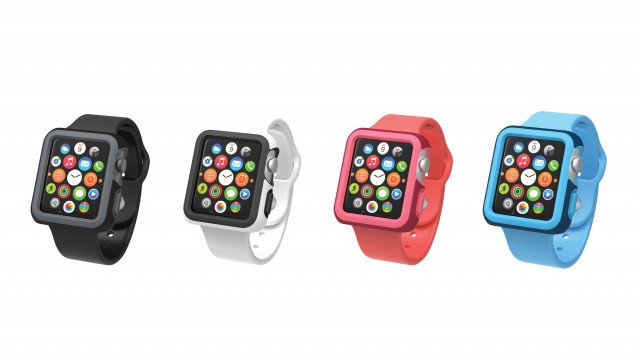 Speck's popular case line makes its way to the Apple Watch with the new CandyShell Fit