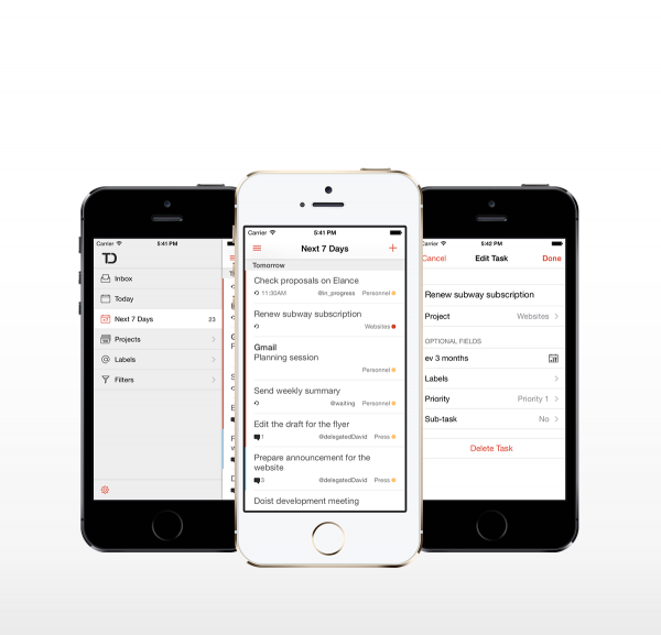 Get more done with the updated Todoist for Apple Watch