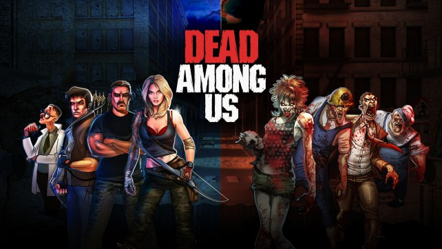 Dead Among Us - Featured Image