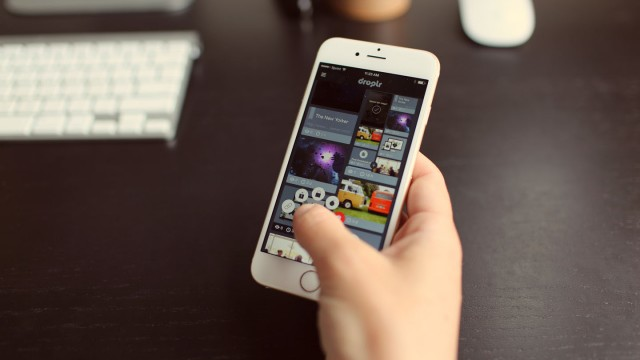 Popular file sharing app Droplr goes freemium and unveils a big update to its iOS app