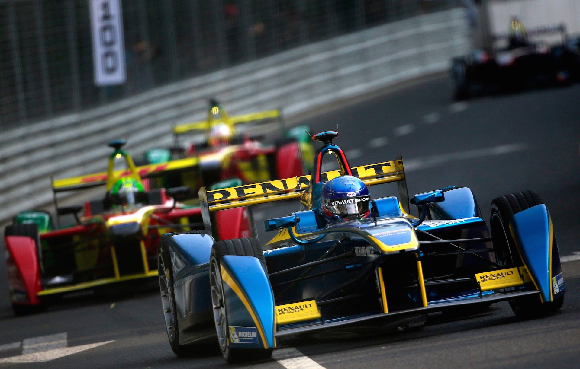 Formula E racing comes to iOS with the Grabyo VIP app