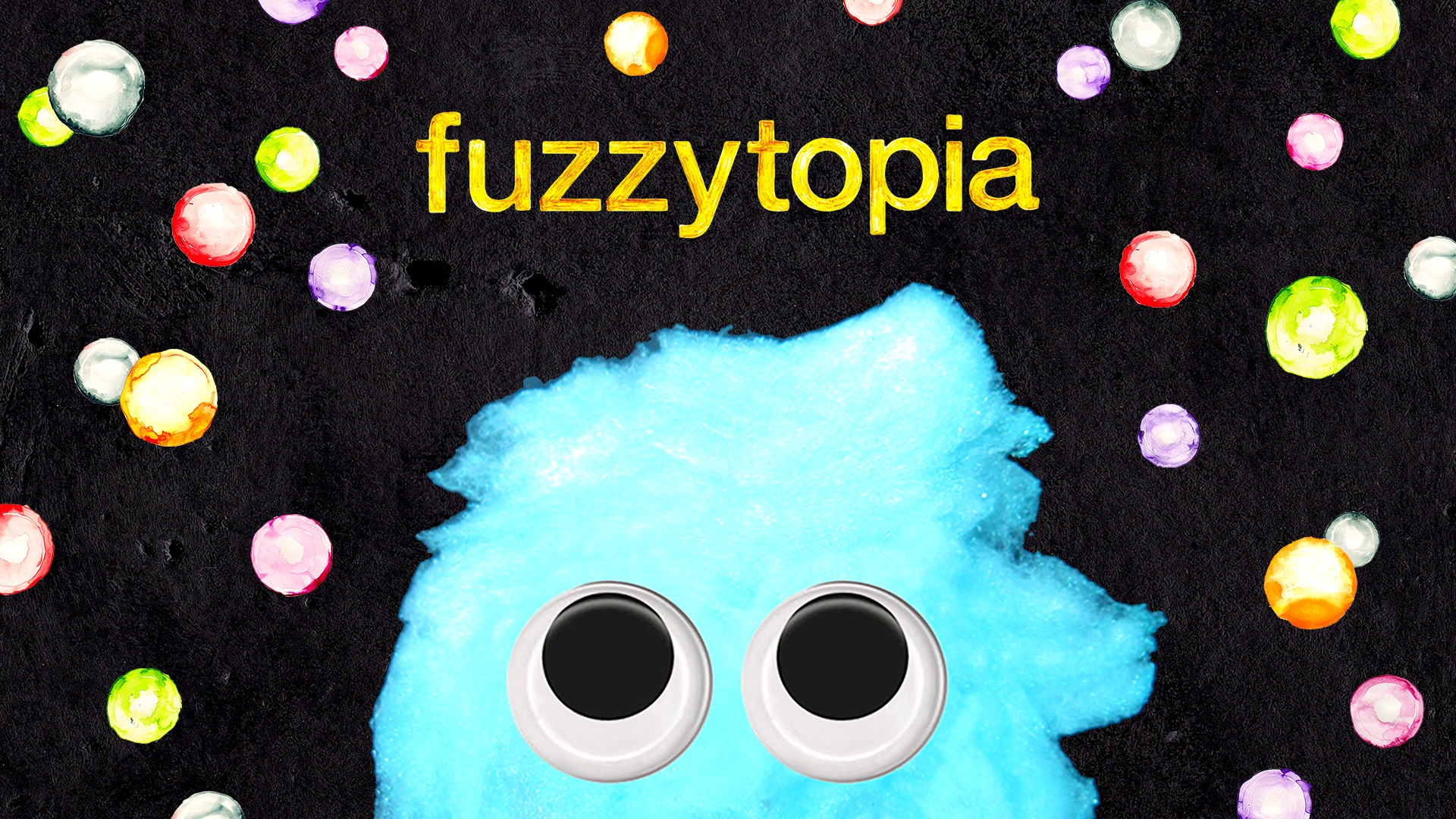 Free the fuzzies in Fuzzytopia, a new bubble shooter