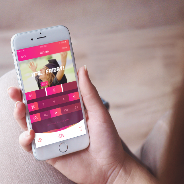 Turn your videos into fun, sharable GIFs with GifLab