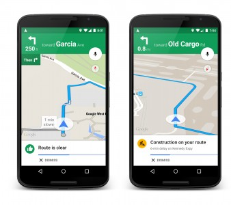 Before the busy Memorial Day holiday, a new Google Maps update adds traffic alerts
