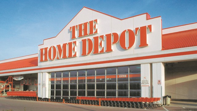 The Home Depot: yes, then no, to Apple Pay