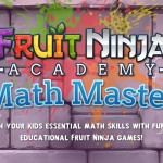 Halfbrick dares kids to slice their way through math challenges in Fruit Ninja Academy: Math Master