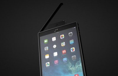 Isocase will turn your iPhone into a full-sized ultradurable tablet