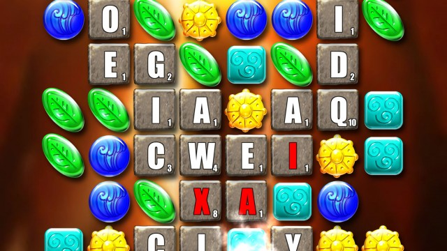 The new Languinis: Match and Spell adventure has you making words by matching gems