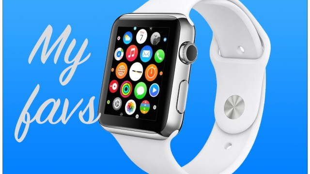My favorite Apple Watch apps for Jun 19, 2015